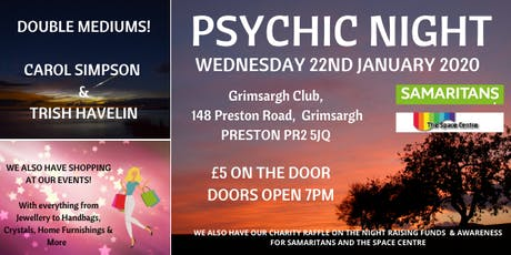 Psychic Night tickets