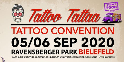 """Tattoo Convention Bielefeld """"TattooTattaa"""