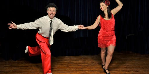 Swing Dance Lessons in Kinston with Got2Lindy Dance Studios (4-wk series)