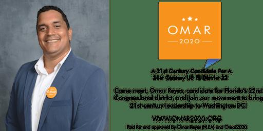 Omar 2020 Meet & Greet Volunteer Kick Off