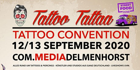"Tattoo Convention Delmenhorst ""TattooTattaa"" tickets"