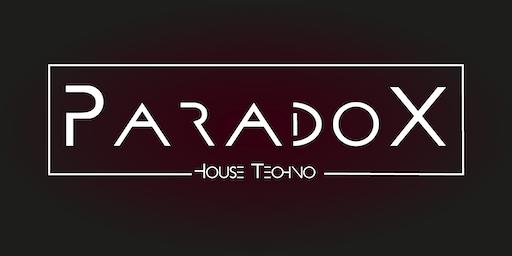 ParadoX - Rave 20% DISCOUNT // Marc Holstege // Klankveld // Convolute