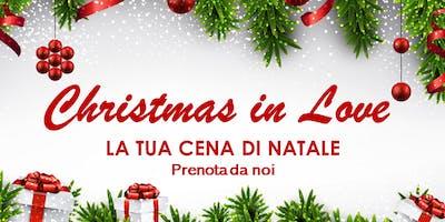 Christmas in Love al Ristorante Mivida | La Cena di Natale