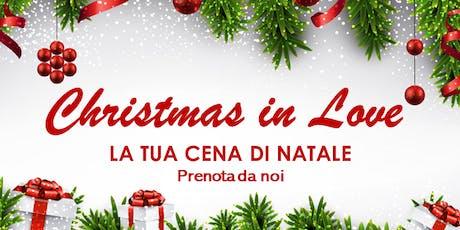 Christmas in Love al Ristorante Melara | La Cena di Natale biglietti
