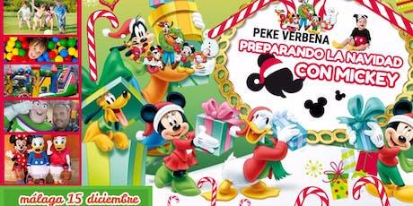 PEKEFIESTA PREPARANDO LA NAVIDAD CON MICKEY (FINCA MENA) bilhetes