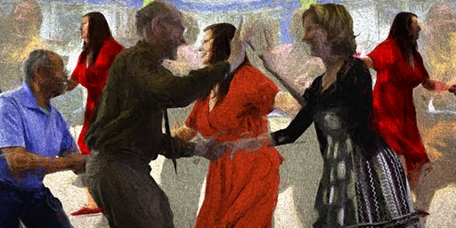 Swing Dance Lessons in Highland with Got2Lindy Dance Studios (4-wk series)