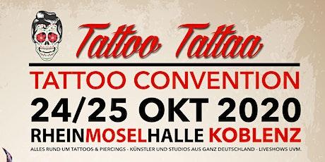 "Tattoo Convention Koblenz ""TattooTattaa"" Tickets"