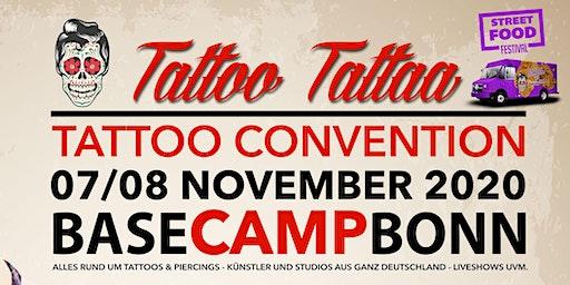 "Tattoo Convention Bonn ""TattooTattaa"""