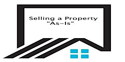 Selling a Property AS IS - Making Real Estate Disclosures in Georgia - McDonough