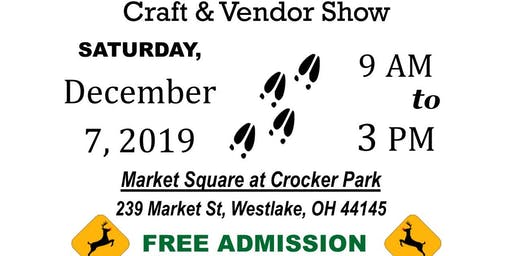 Reindeer Crossing Craft Show & Vendor Event