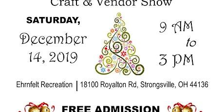Jingle Mingle Craft Show & Vendor Events tickets