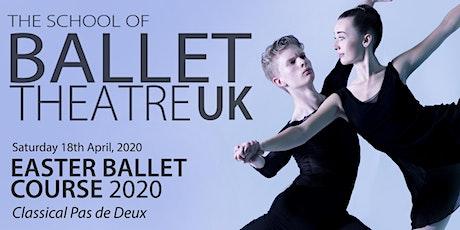Easter Ballet Course 2020 - Pas de Deux tickets