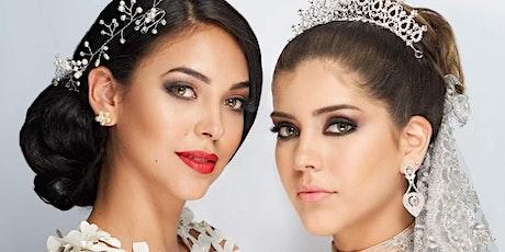Taller de Maquillaje y Peinado AVANZADO de novias tickets