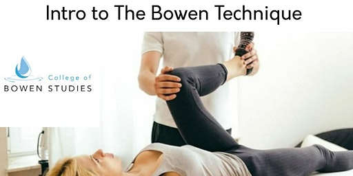 1 Day Introduction to Bowen Workshop