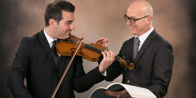 RUOPOLO & RUSSO violin and piano duo