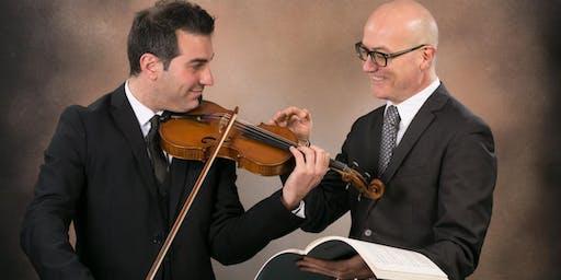 RUOPOLO & RUSSO violin and piano duo