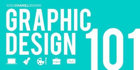 Graphic Design 101 tickets
