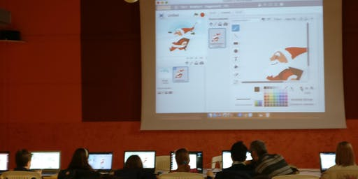 Coderdojo Voghera @ Hub Voghera: Natale con Scratch!