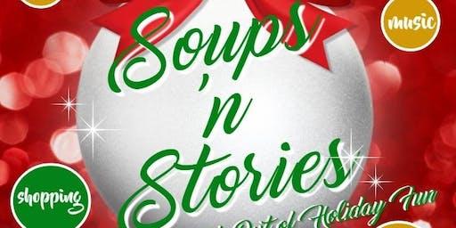 SOUPS 'N STORIES