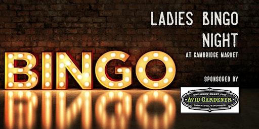Ladies Bingo Night