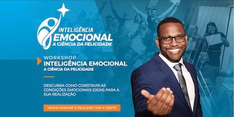 Workshop Inteligência Emocional: A Ciência da Felicidade ingressos