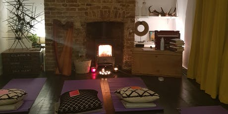 Fireside Yoga Nidra For Sustaining Strength Through Winter tickets