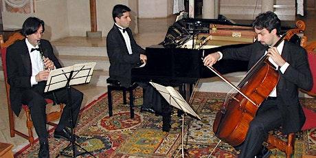 CONTAMINATIONS III: Classical, Tango & Klezmer biglietti