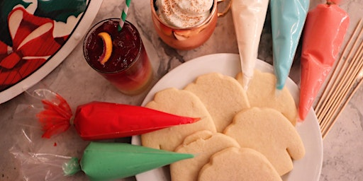 Holiday Cookies & Cocktails II