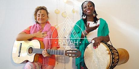 RAYAH - Spiritual Soul Concert Tickets