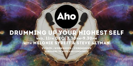 Drumming up your Highest Self with Melonie Syrett & Steve Altman tickets