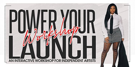 Power Your Launch Workshop tickets