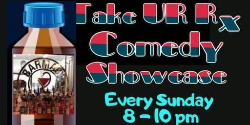 Take Ur Rx Comedy Showcase