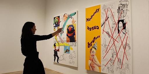 """""""Joyce's Art Walk"""": Art Walk with Joyce Siegel"""