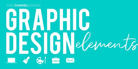Graphic Design Elements tickets