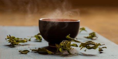Mindfulness Workshop - Restorative Yoga and Zen Tea Meditation tickets