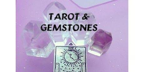 TAROT & GEMSTONES tickets