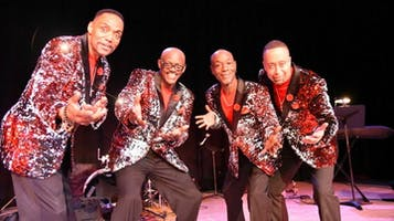 Motown in Motion: The Temps and The Tops Tribute Show