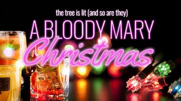 """""""A Bloody Mary Christmas"""""""
