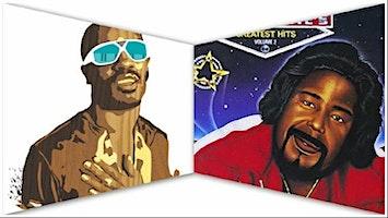 Super Soul Tribute Barry White & Stevie Wonder