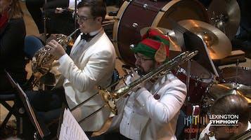 "Lexington Symphony's ""Holiday Pops!"""