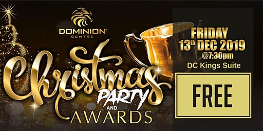 Dominion Centre Christmas Party & Awards Night 2019