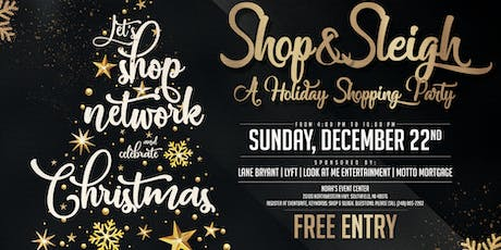 Shop & Sleigh Holiday Soiree tickets