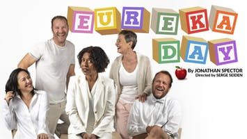 "Mosaic Theater Company of DC presents ""Eureka Day"""