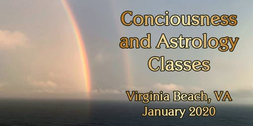 Consciousness and Astrology Classes