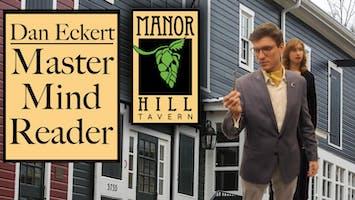 Master Mind Reader Dan Eckert