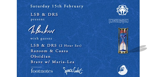 The Blue Hour: LSB & DRS [2 Hours] // Cardiff Launch