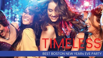 Timeless Upscale NYE Gala 2020
