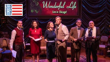 """""""It's a Wonderful Life: Live in Chicago!"""""""