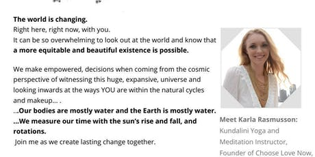 You Are Here - workshop on your cosmic location in a changing world. tickets