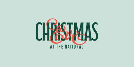 Christmas Eve at The National tickets